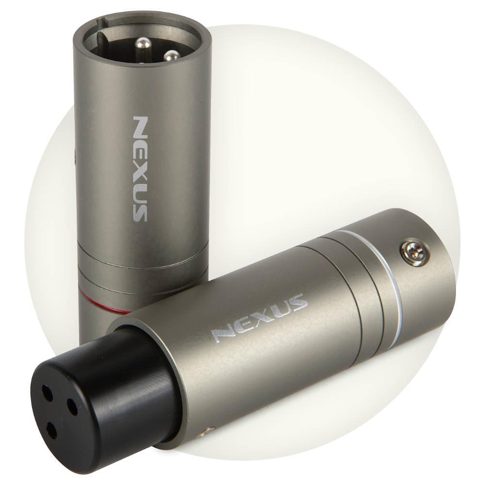 ETI Research Nexus XLR Connector